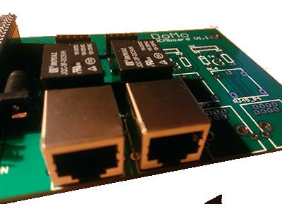 DoMo Control Hardware
